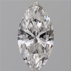 Marquise 0.62ct F VS1 GIA Certified Natural Diamond