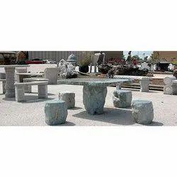 Granite Tea With Seating