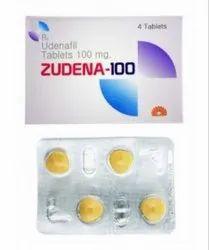 Udenafil 100 Mg Tablet