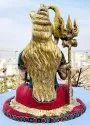 Brass Shiva Statue God Idol Figurine