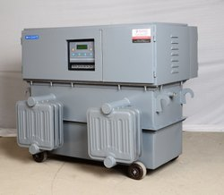 Three Phase 100 Kva Industrial Voltage Stabilizer
