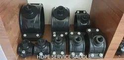 Manufacturing Beriwal HDPE Service Saddle