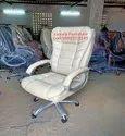High Back Black & Brown Md Chair