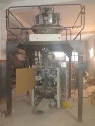 Multi Head Soya Chunk/ Soya Wadi Pouch Packing Machine