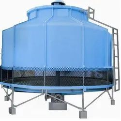 Snowcool Fiberglass Reinforced Polyester FRP Cooling Tower, For Industrial, Capacity: 1000TR