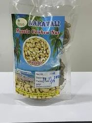 Karavali Salty Masala Cashew Nut, Packaging Size: 100 Grams, Packaging Type: Packet