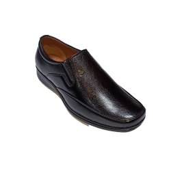 Slip On Black Mukeshon Formal Shoe
