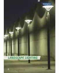 12.8v 20ah Crompton Solar Landscape Light, For Out Door