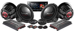 Pioneer Car Audio System, Bluetooth