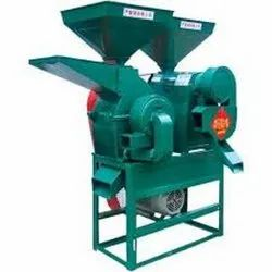 Twin One Rice Mill Or Flour Mill Machine