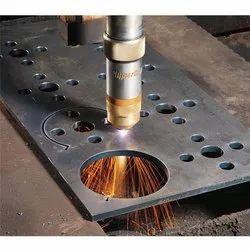 Mild Steel CNC Plasma Cutting Services, in Surat, industrial