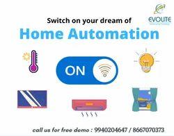 Evolite Z- Wave, Wi-fi Wireless Home Automation Systems