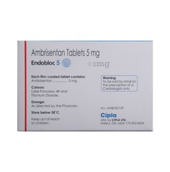 Endoblock 5 -Ambrisertan Tablets