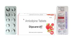 Amlodipine 5mg, Atenolol 50mg Tablets