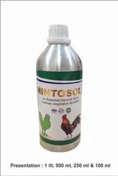 Mintosol Liquid Eucalyptus Oil Based Herbal Respiratory Tonic