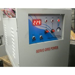 5 KVA Single Phase Servo Voltage Stabilizer