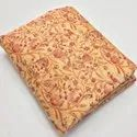 Floral Chanderi Cotton Fabric Printed