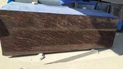 Black Polished Granite Slab, For Flooring, Thickness: 18 mm
