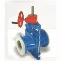 Gear Operated Pinch Valve