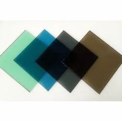 Plain Tinted Float Glass