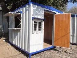 Portable Shop Cabin
