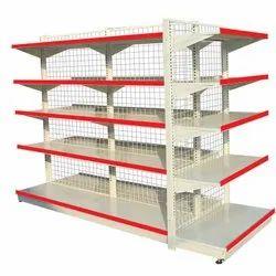 Departmental Stores Shelves
