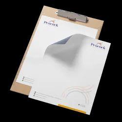 Multi Colour Paper Prescription Pad Printing Services, in Pan India