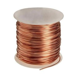 Stranded 0.02 - 1 mm Copper Wires, For Industrial, Wire Gauge: 0-5