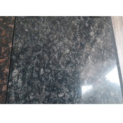 Brown Polished Glossy Floor Granite, For Flooring, Thickness: 15-20 mm