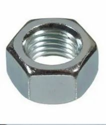 Hex Mild Steel MS BSW Nut, For Automotive industry, Size: 8 Mm
