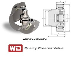 Eccentric Adjustable Combined Bearings