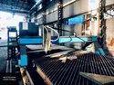 Blue-Saurus CNC Machine