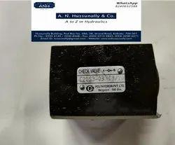 C06S Polyhydron Check Valve