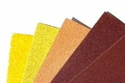 Abrasive Paper Project Report Consultancy