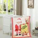 Christmas Warm Toddler Quilt- Crib Comforter