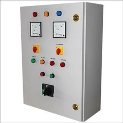 4kw Electrical Control Panel, For Industrial, 440V