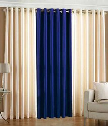 plain designer curtain