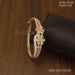 Party Wear American Diamond Bracelet
