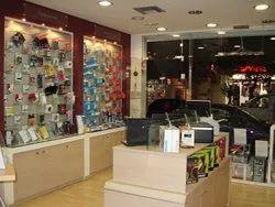 Retail Shop Interior Designing Service