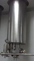 Pharmaceutical Stainless Steel Utility Pendant