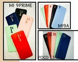 Plastic Candy Soft Case With 5 Colour