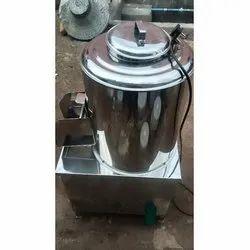 SS Potato Peeler Machine