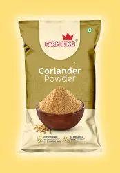 Farm King Coriander Powder, 1 Kg, Packaging Type: Packet