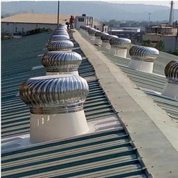 Powerless Turbine Ventilators