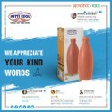 Clay Water Bottle