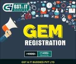 Online GEM Registration Services