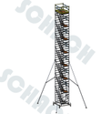 Aluminium Mobile Scaffold - D16