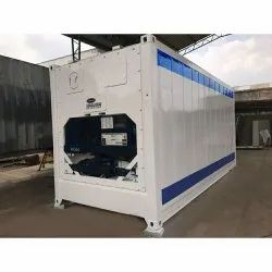 Reefer Containers for Pharmaceuticals Storage