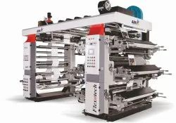 Ceramic Anilox Roll Flexographic Printing Machine