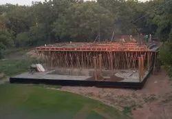 Farm House Construction Work